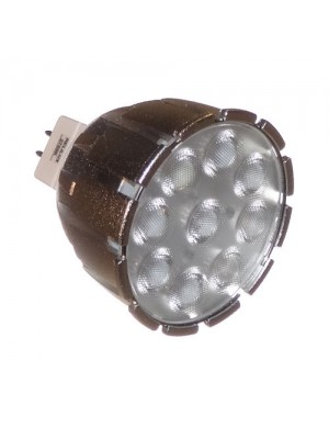 LED-GU5.3, 11-13Volt, 8.5Watt, 36°, 600Lumen=60Watt, dimmbar, warmweiss